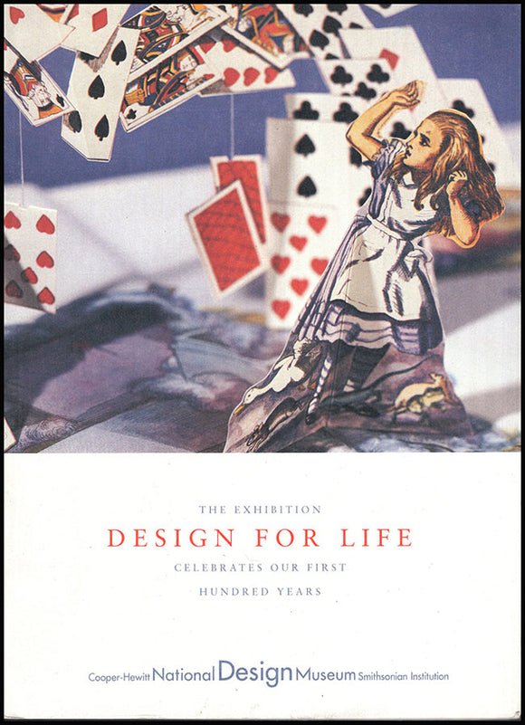 Book Cover. The Exhibition Design for Life Celebrates our First Hundred Years.