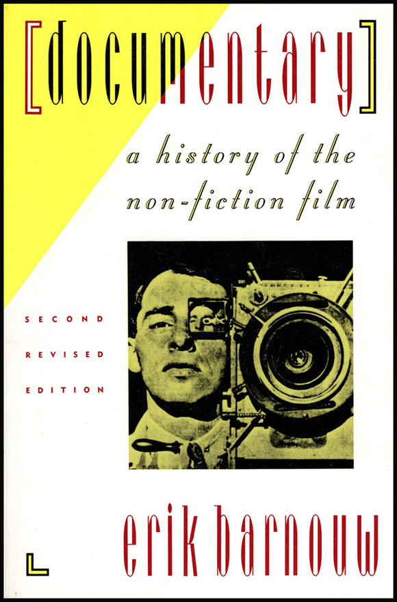 Book Cover. Documentary: A History of the Non-Fiction Film.
