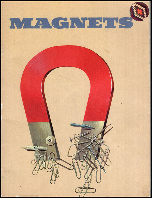 Book Cover. Magnets (Basic Science Education Series).