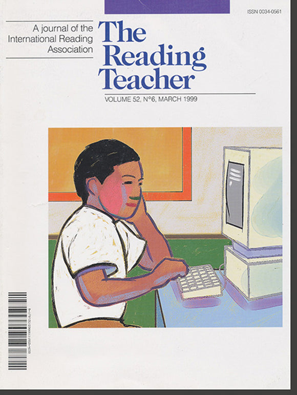 The Reading Teacher (Volume 52, No. 6, March 1999)