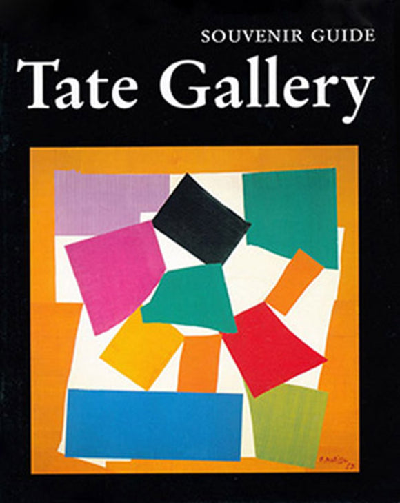 Tate Gallery Souvenir Guide (English)