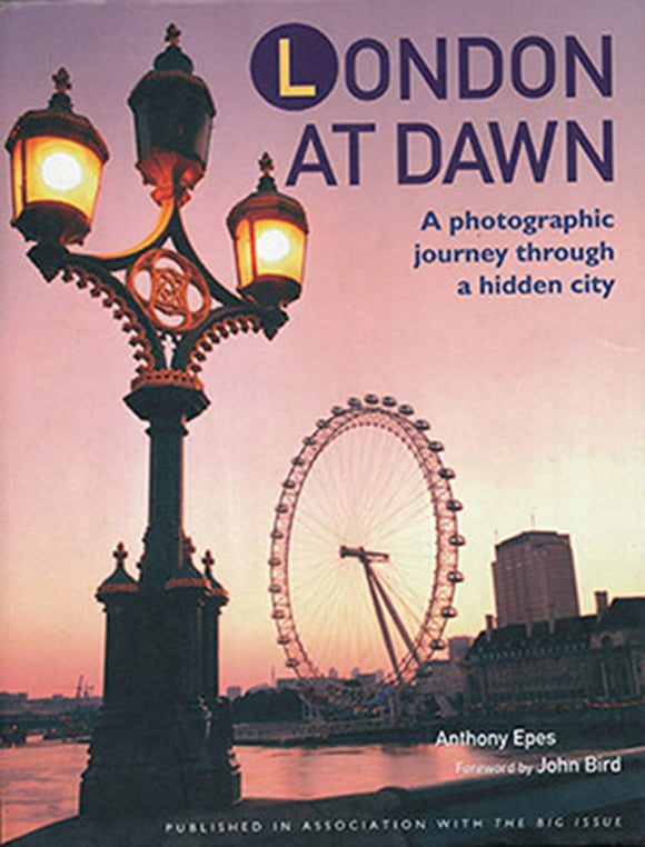 London at Dawn: A Photographic Journey Through a Hidden City