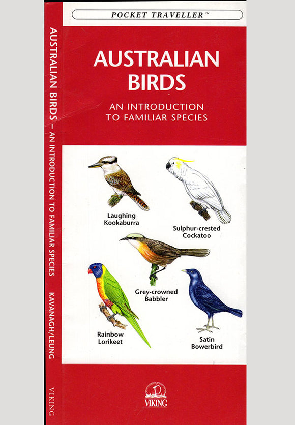 Australian Birds: Pocket Naturalist Series