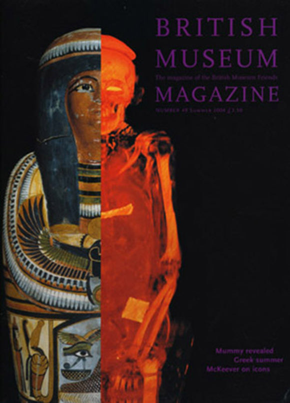 British Museum Magazine (Number 49, Summer 2004)