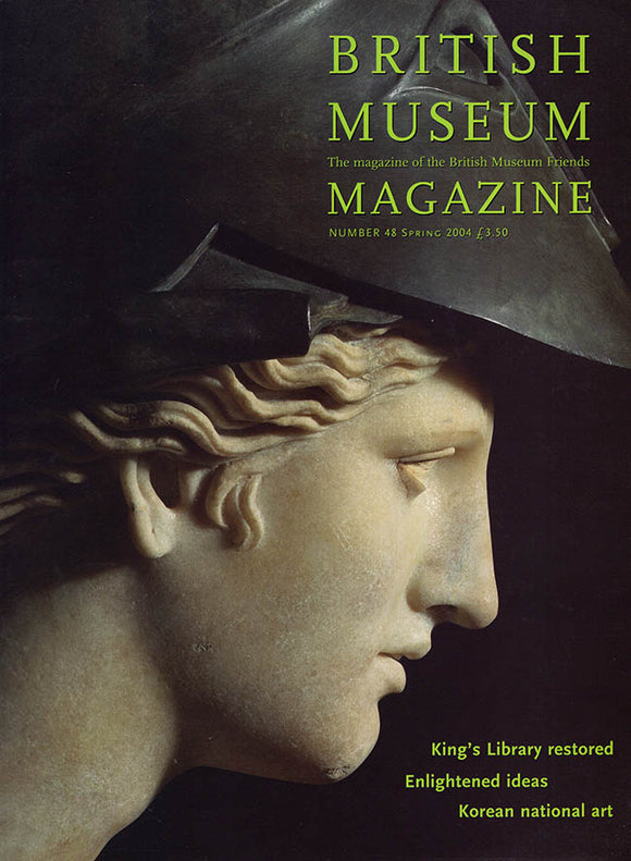 British Museum Magazine (Number 48, Spring 2004)
