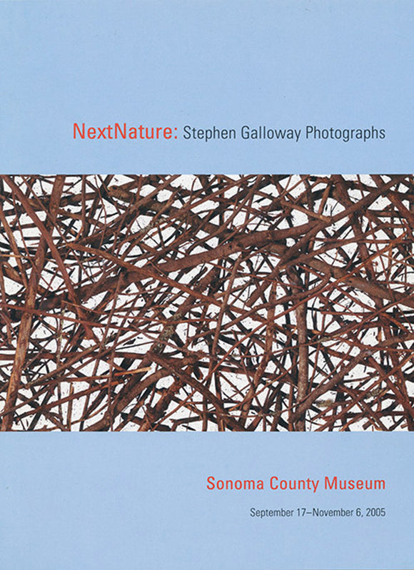 Next Nature: Stephen Galloway Photographs (Exhibition Brochure)