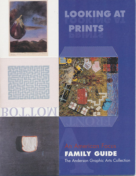 Looking at Prints: An American Focus Family Guide (Interactive Gallery Guide)