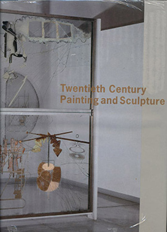 Twentieth Century Painting and Sculpture in the Philadelphia Museum of Art, book cover