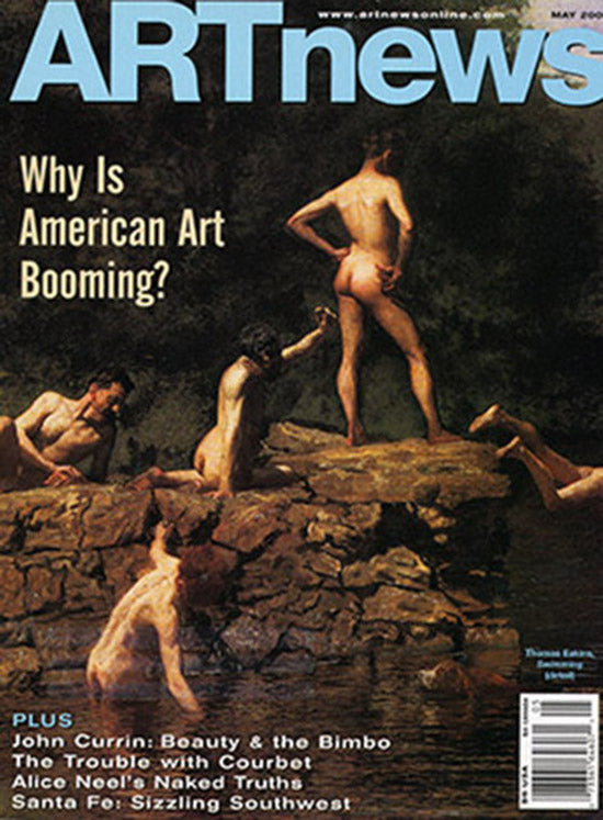 ArtNews (Volume 99, Number 5, May 2000), Book Cover