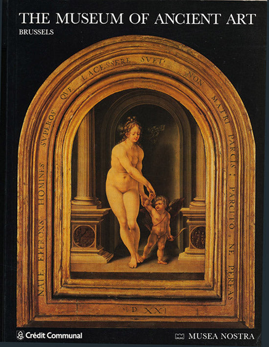 The Museum of Ancient Art Brussells, book cover