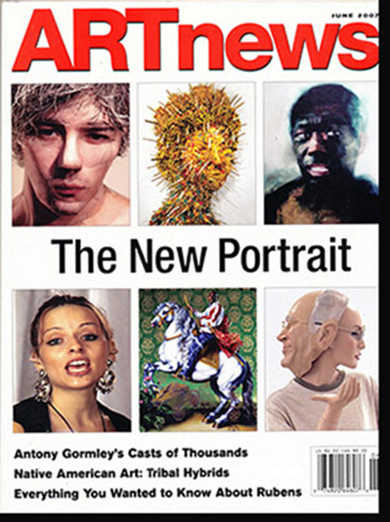 ArtNews (Volume 106, Number 6, June 2007), cover