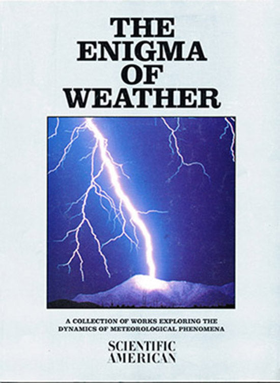 The Enigma of Weather: A Collection of Works Exploring the Dynamics of Meteorological Phenomena, cover