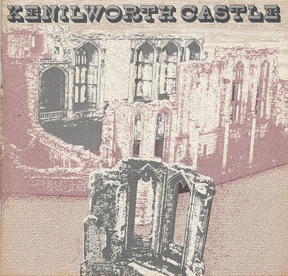 Kenilworth Castle, book cover