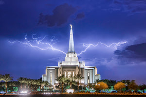 Gilbert Temple - Lightning