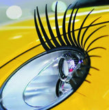 1 Pair of 3D Eye Lash Car Decals
