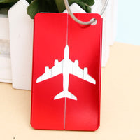Bright Identity Luggage Tags