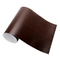 Interior Glossy Wood Grain Vinyl