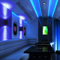 Modern style Led Wall Colored Lights