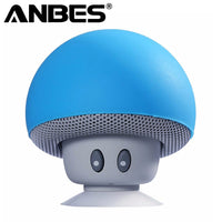 Bluetooth Little Mushroom Speakers + Phone Stand