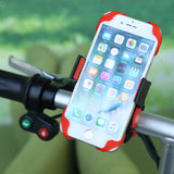 Universal Bike Phone Holder (360 Rotatable)