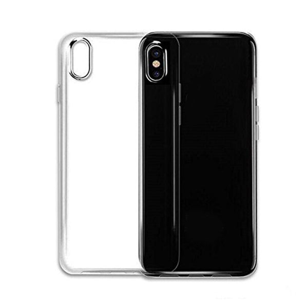 Clear Protective Case For iPhone X 8 7 6 6s Plus