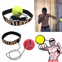 Reflex Speed Punching-Ball with Head Band