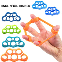 Finger Resistance Bands For Strength