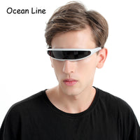 Futuristic Cyclop Sunglasses