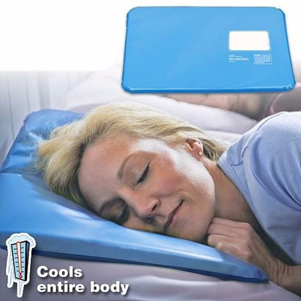 Hot Summer Sleeping Cooling Ice Pad Pillow