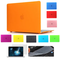 Matte Shell Case Macbook Air/Pro Retina