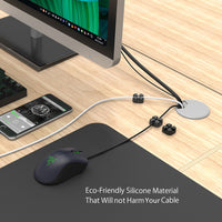 10 Wire Cable Organizers