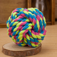 Beautifully Designed Pet Rope Ball Toy