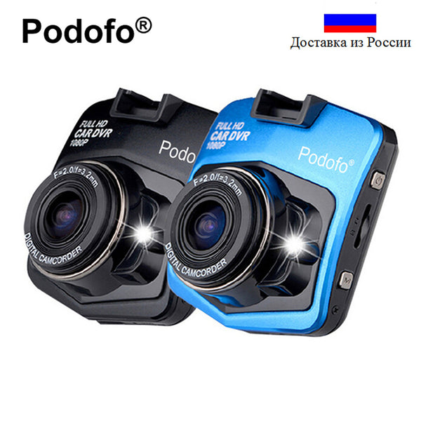 Camera Dash Cam Full HD 1080P Recorder Night Vision