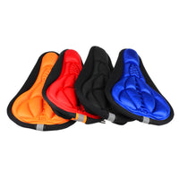 Cushion Bicycle Saddle Seat (4 Colors)