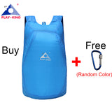 Lightweight Nylon Foldable Waterproof Backpack