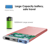 Portable Charger - External Battery for iPhone Samsung
