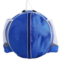 Round Sports Ball Bag Backpack