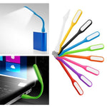 Multicolor Mini USB Light for Laptop