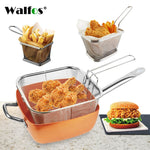 Stainless Steel Mini Frying Basket