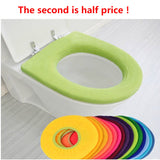 Warm Cushion Toilet Seat Cover