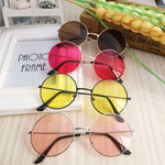 Fashion Retro Round Glasses (All colors available)