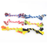 Double Knot Braided Cotton Rope Chew Toy