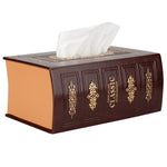 Awesome Book Box Tissue Box