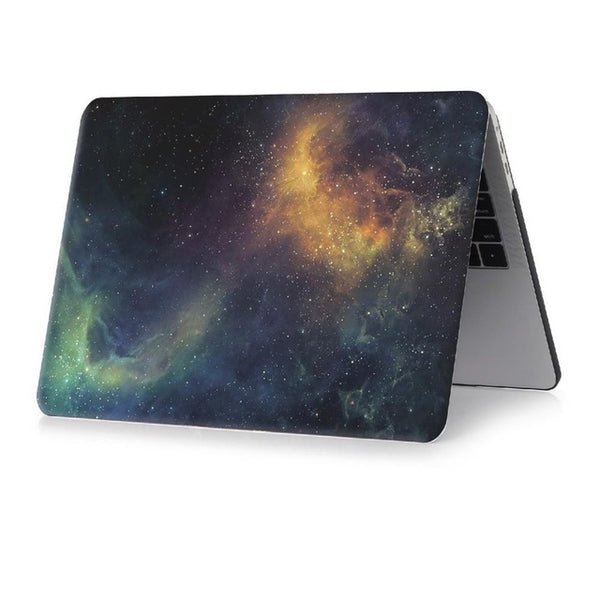 Galaxy Laptop Case Cover For MacBook Pro and Air