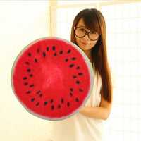 Fruit Creative Washable Plush Pillow Cushion