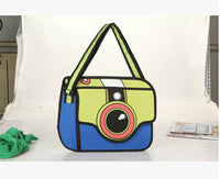2D Exclusive Camera Shoulder Bag