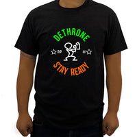 Rare Dethrone Dublin Walk Out Shirt