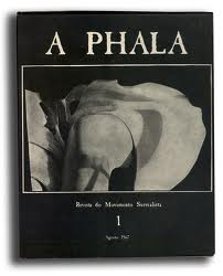 Livro A Phala 1 - Revista do Movimento Surrealista - Sérgio Lima Organizador