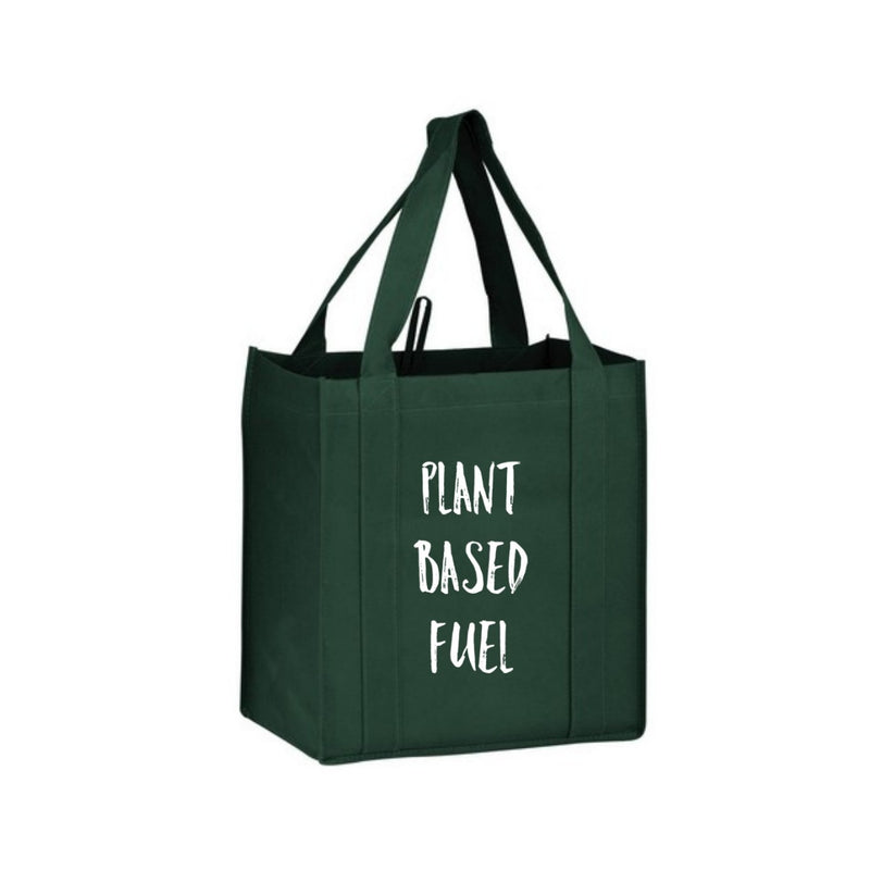Plant-Based Fuel Grocery Tote