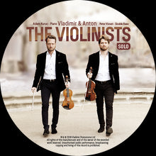 Load image into Gallery viewer, Vladimir & Anton - The Violinists SOLO